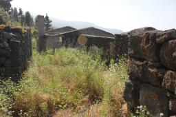 Rustic Finca with little houses in ruins. Icod de los Vinos